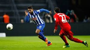 leverkusen vs hertha